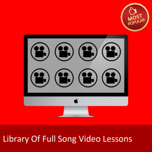 Library Of Full SOng Video Lessons