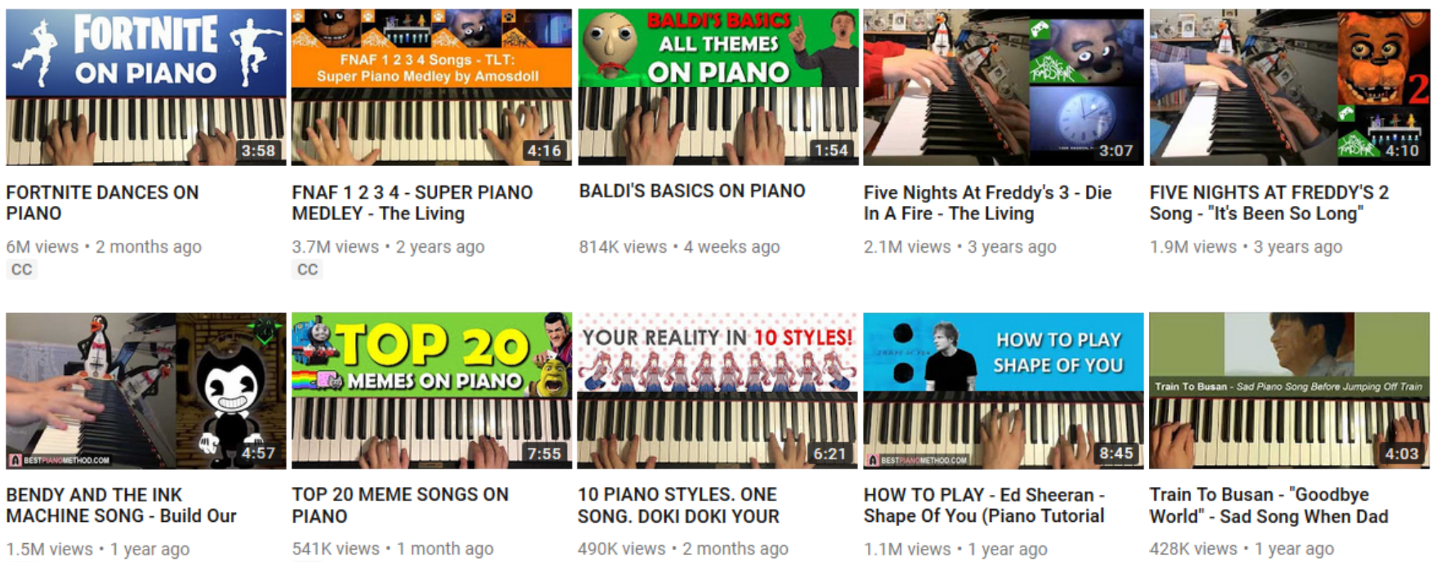 Amosdoll's Ear Mastery Book — Best Piano Method